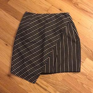 Porter Grey Skirt